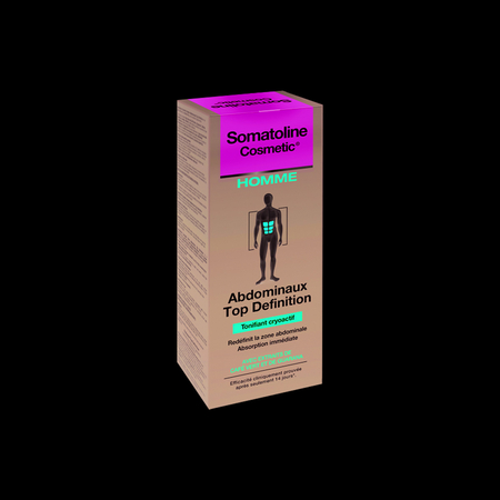 Traitement Homme Abdominaux Top Definition - 200ml - Somatoline Cosmetic