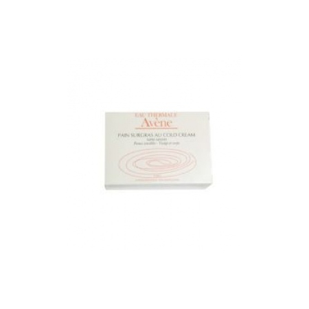 Cold Cream - Pain surgras - 100 g - Avène