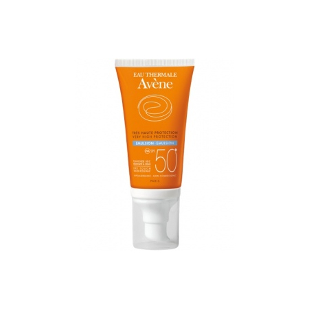 Emulsion protection solaire SPF50+ - 50 ml - Avène