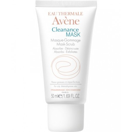 Cleanance - Masque gommage - 50 ml - Avène