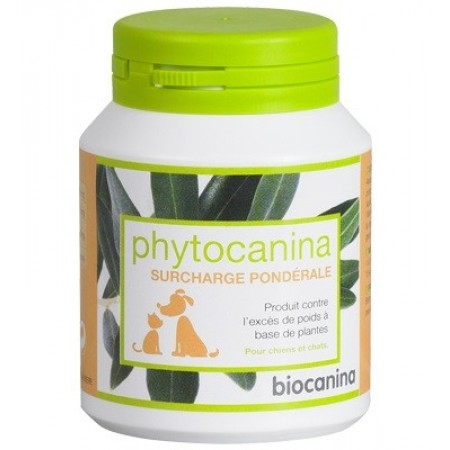 Phytocanina Surcharge Ponderale Bt 40 cp - Biocanina