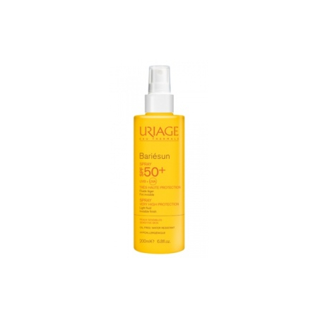 Bariésun Spray très haute protection SPF50+ - 200 ml - Uriage