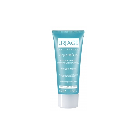 AquaPrécis Masque express - 40 ml - Uriage