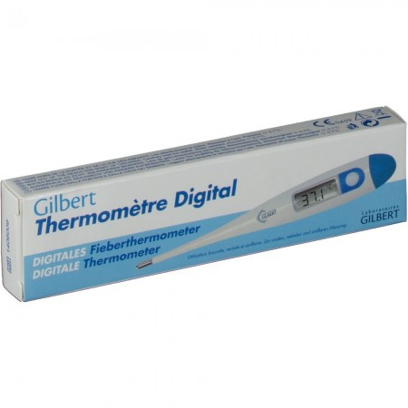 Thermomètre digital - Laboratoires Gilbert