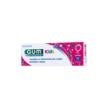 Dentifrice Kids 2-6 ans - 50 ml