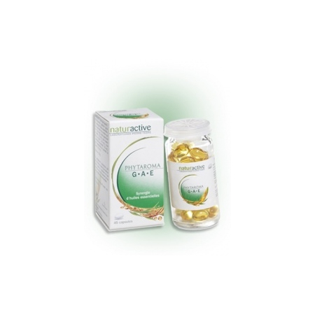 Phytaroma G.A.E. Capsules - 45 capsules - Naturactive
