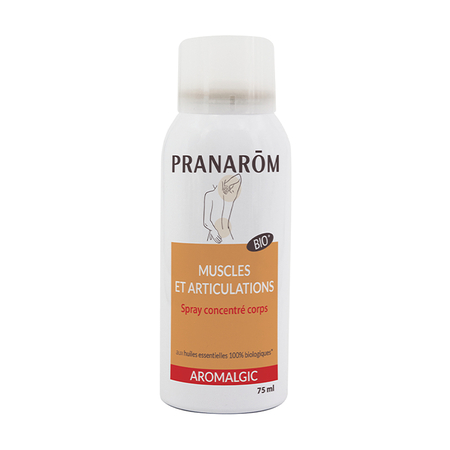 """Aromalgic Spray """" Articulations et muscles souples"""" - 50 ml"""
