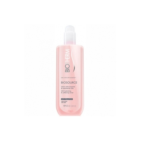 Biosource Lotion thermale adoucissante - 400 ml