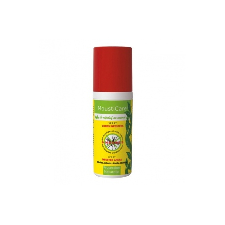 "MoustiCare ""Spray zones infestées"" - 75 ml"