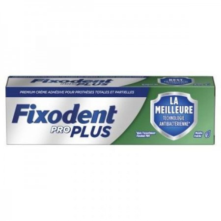 Fixodent Pro Duo Protection - 40g - Fixodent