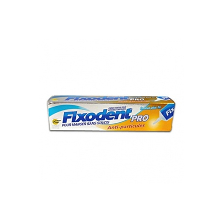 Fixodent Pro Soin Anti-particules 40 g - Fixodent