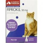 Fiprokil Chat  - Etui 4 pipette 0.50ml