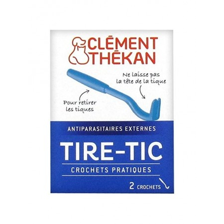 Tire-tic crochet - X 2 - Clement Thekan