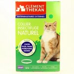 Collier Insectifuge Naturel -  Chat