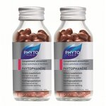 Phytophanère - Complément alimentaire cheveux & ongles - 2 x 120 capsules - Phyto