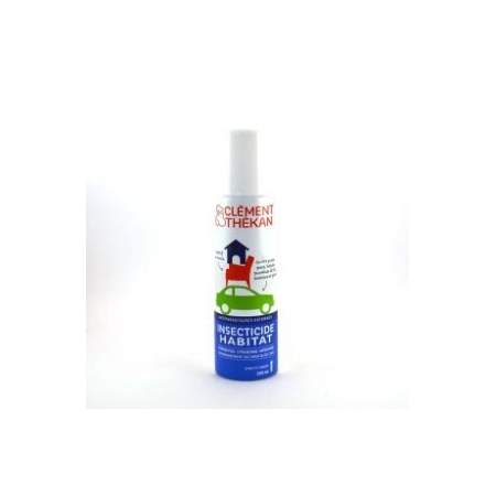 Insecticide habitat en spray - 200ml - Clement Thekan