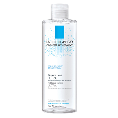 Toilette Physiologique Solution Micellaire Physiologique Démaquillante 400ml