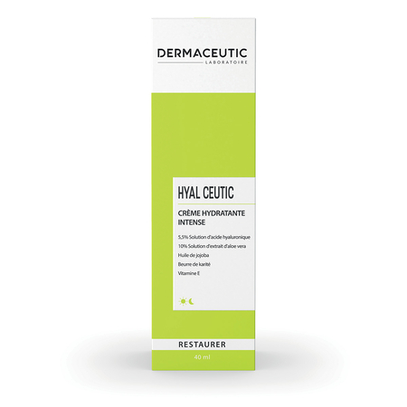HYAL CEUTIC Hydratant intense - Dermaceutic