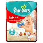 Couches Easy-up taille 5 (12 à 18kg) paquet de 20 couches - Pampers