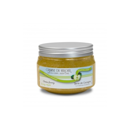 CRUMBLE DU VERGER - GOMMAGE CORPS - 150 ML