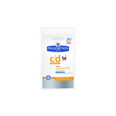 HILL'S PRESCRIPTION DIET FELINE  POISSON  1,5 KG