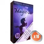 Magic Sex Booster Performance - 10 capsules