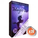 Magic Sex Booster Performance - 20 capsules