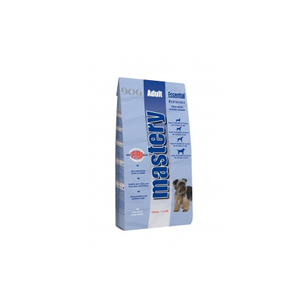 CROQUETTES MASTERY ADULTE ESSENTIAL MAINTENANCE POUR CHIENS SAC 3 KG - Mastery