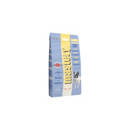 CROQUETTES MASTERY ADULTE SENSITIVE SKIN N INTESTINE POUR CHIENS SAC 3 KG - Mastery