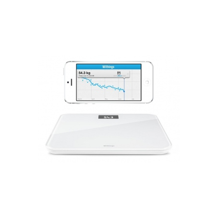 BALANCE SMART BODY ANALYSER WS-50 - BLANC