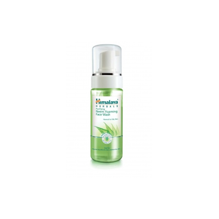 Mousse nettoyante purifiante Neem 150ml