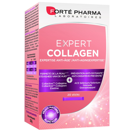 Expert Collagène - 20 sticks - Forte Pharma