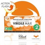 Virgile Max 2 sachets Provocateur d'érection