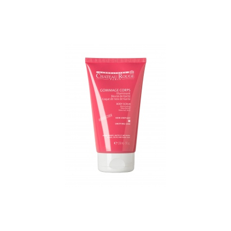 Gommage corps illuminant - 150 ml - Château Rouge