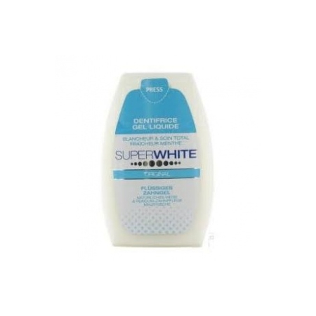 Dentifrice gel liquide super white - 75 ml