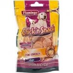 chick'n chips flamingo pour chiens