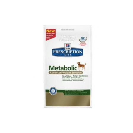 croquettes hill's prescription diet canine metabolic sac 12 kg