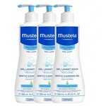 Gel lavant doux - lot de 3 x 500 ml - Mustela