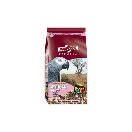 AFRICAN PERROQUETS LORO PARQUE MIX 2.5KG