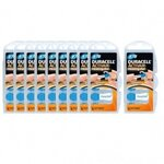 Pile Auditive DURACELL Activair 675 - 10 plaquettes