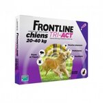 Frontline Tri-Act L 20-40kg spot on 3 pipettes - Frontline