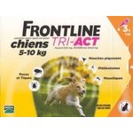 Frontline Tri-Act S 5-10kg 3 pipettes