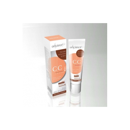 CC CREAM NATUREL 30 ML - Delta Partners
