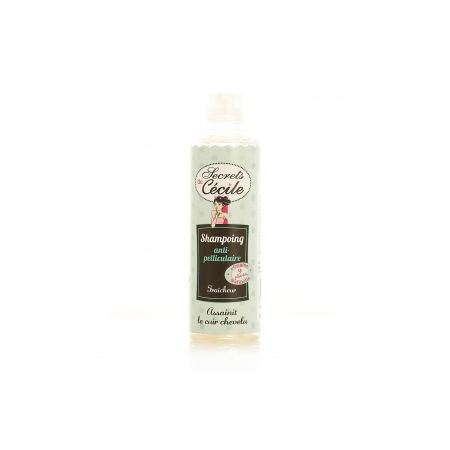 Shampoing Antipelliculaire Cheveux gras 250ml