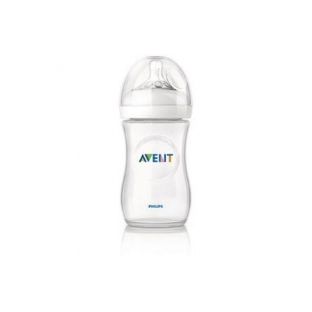 Avent biberon natural 260ml - Avent