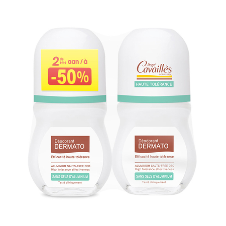 Déo Soin Dermato Roll-On - 2 x 50 ml