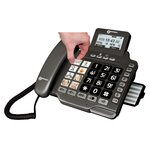 Telephone Filaire Amplidect Combi 355