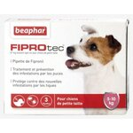 FIPROTEC ANTI-PUCES CHIEN 5-10 KG 3 PIPETTES