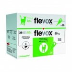 Flevox Chat 50 mg 36 pipettes