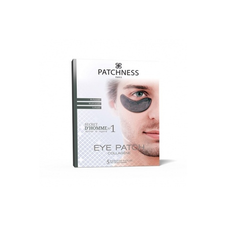 EYE PATCH BLACK - 5 PAIRES